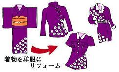 着物から[1]